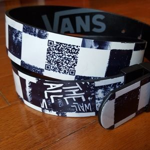 VANS OFF THE WALL BELT